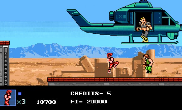 Double Dragon IV Ekran Görüntüleri - 5