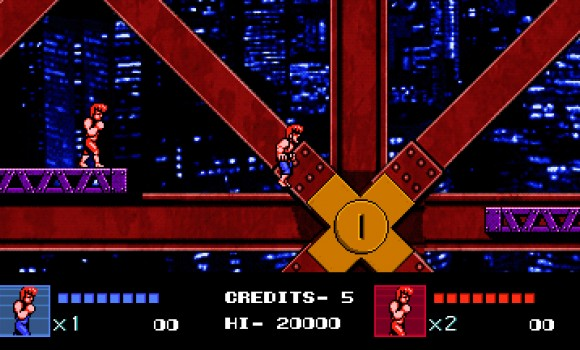 Double Dragon IV Ekran Görüntüleri - 4
