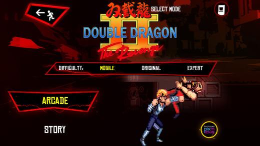 Double Dragon Trilogy Ekran Görüntüleri - 4