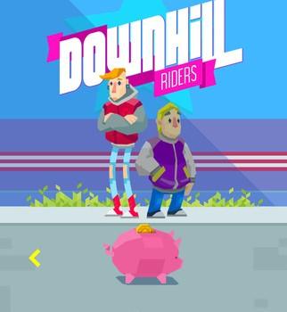 Downhill Riders Ekran Görüntüleri - 1