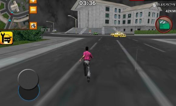 Downtown City Taxi Driver 3D Ekran Görüntüleri - 2