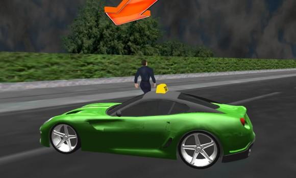 Downtown City Taxi Driver 3D Ekran Görüntüleri - 1