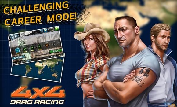 Drag Racing 4x4 Ekran Görüntüleri - 3