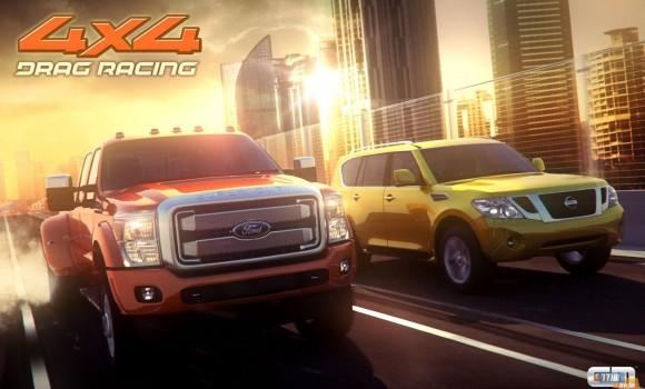 Drag Racing 4x4 Ekran Görüntüleri - 7