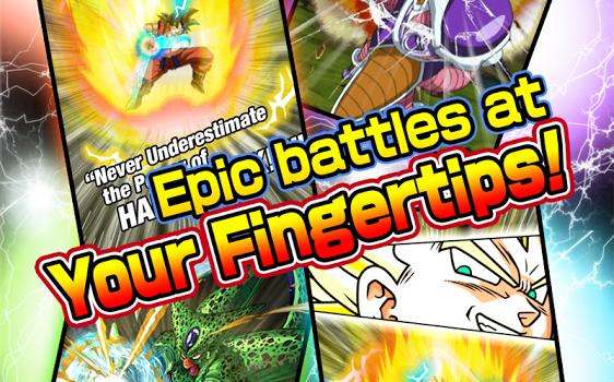 Dragon Ball Z Dokkan Battle Ekran Görüntüleri - 1