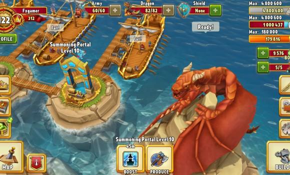Dragon Lords 3D Ekran Görüntüleri - 3