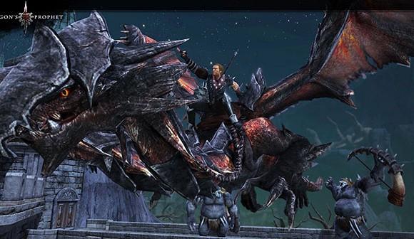 Dragon's Prophet Ekran Görüntüleri - 7