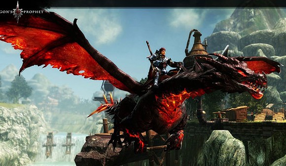 Dragon's Prophet Ekran Görüntüleri - 6