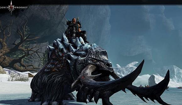 Dragon's Prophet Ekran Görüntüleri - 5