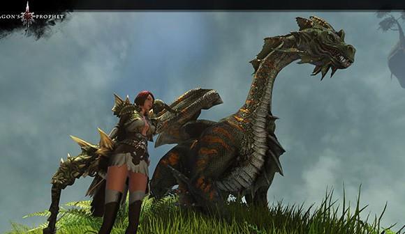 Dragon's Prophet Ekran Görüntüleri - 3