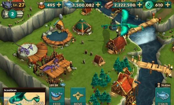 Dragons: Rise of Berk Ekran Görüntüleri - 7