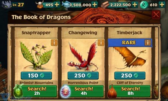 Dragons: Rise of Berk Ekran Görüntüleri - 5