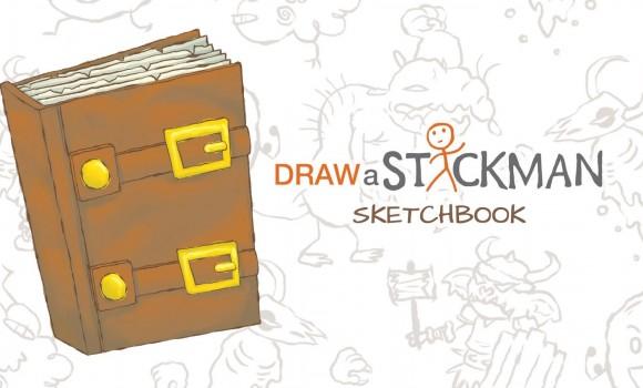 Draw a Stickman: Sketchbook Ekran Görüntüleri - 5