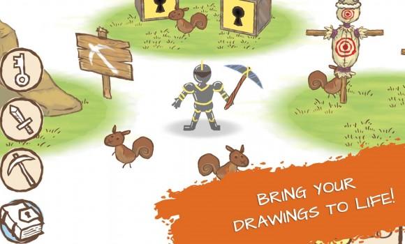 Draw a Stickman: Sketchbook Ekran Görüntüleri - 2