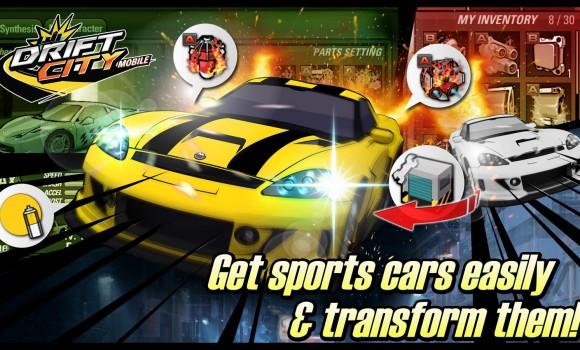 Drift City Mobile Ekran Görüntüleri - 4