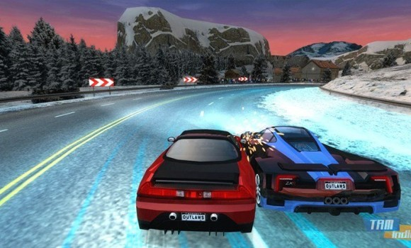 Drift Mania: Street Outlaws Lite Ekran Görüntüleri - 1