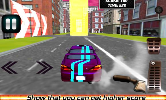 Drift Simulator 3D 2015 Ekran Görüntüleri - 3