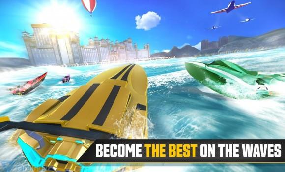 Driver Speedboat Paradise Ekran Görüntüleri - 5