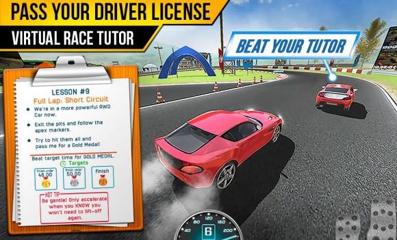 Driving School Test Car Racing Ekran Görüntüleri - 8