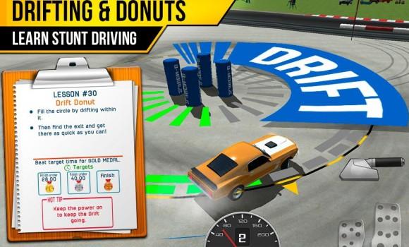 Driving School Test Car Racing Ekran Görüntüleri - 5