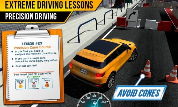 Driving School Test Car Racing Ekran Görüntüleri - 4