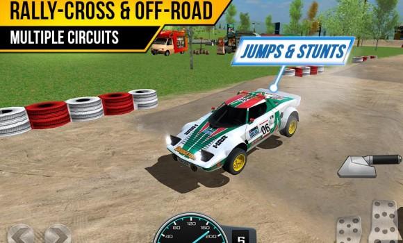 Driving School Test Car Racing Ekran Görüntüleri - 3