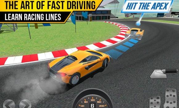 Driving School Test Car Racing Ekran Görüntüleri - 2