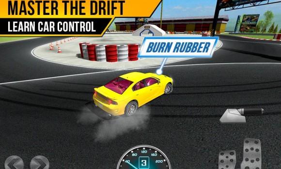 Driving School Test Car Racing Ekran Görüntüleri - 1