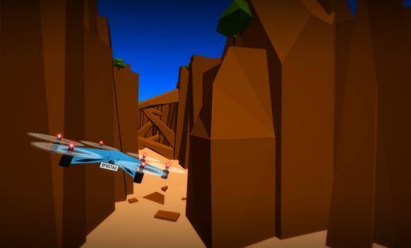 Drone Racer : Canyons Ekran Görüntüleri - 5
