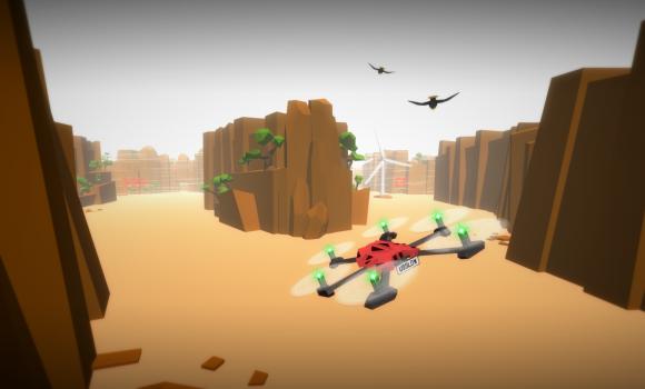 Drone Racer : Canyons Ekran Görüntüleri - 4
