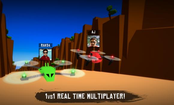 Drone Racer : Canyons Ekran Görüntüleri - 2