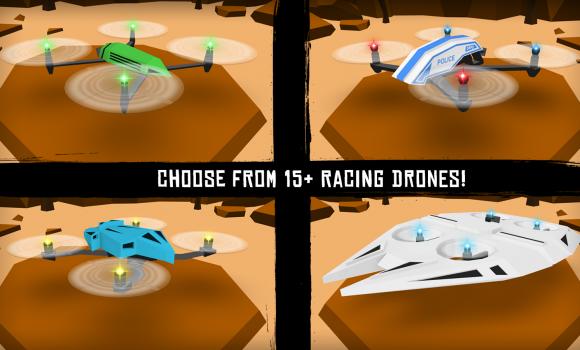 Drone Racer : Canyons Ekran Görüntüleri - 1