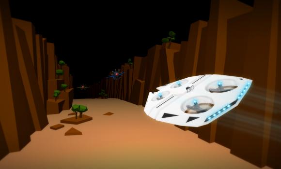 Drone Racer : Canyons Ekran Görüntüleri - 3