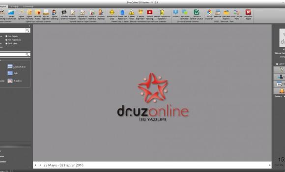 DruzOnline İSG Yazılımı Ekran Görüntüleri - 3