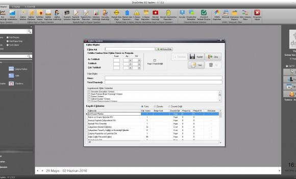 DruzOnline İSG Yazılımı Ekran Görüntüleri - 2