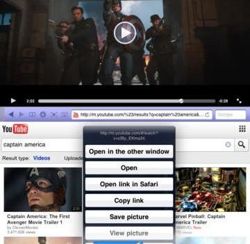 Dual Browser Ekran Görüntüleri - 5
