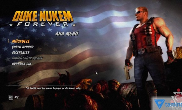 Duke Nukem Forever Türkçe Yama Ekran Görüntüleri - 4
