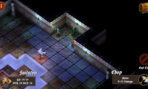 Dungeon Crawlers HD Ekran Görüntüleri - 1