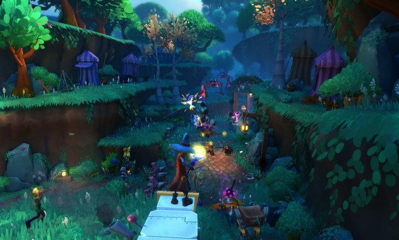 Dungeon Defenders 2 Ekran Görüntüleri - 2