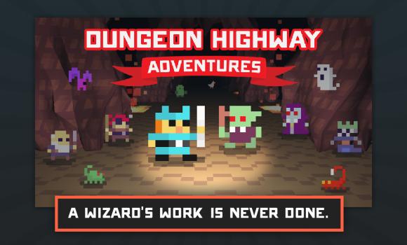 Dungeon Highway Adventures Ekran Görüntüleri - 5