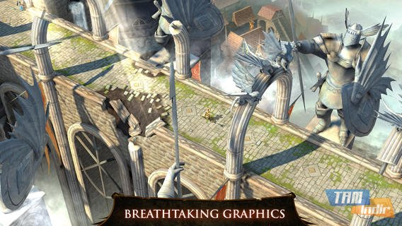 Dungeon Hunter 4 Ekran Görüntüleri - 1