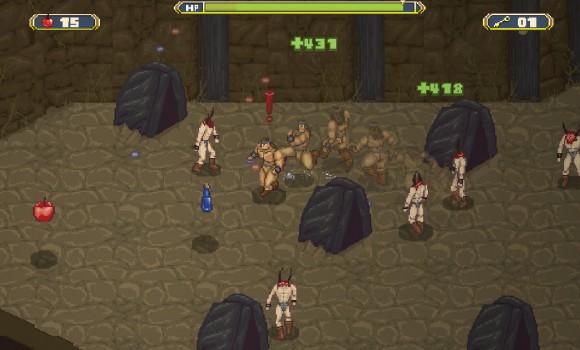 Dungeon Marathon Ekran Görüntüleri - 2