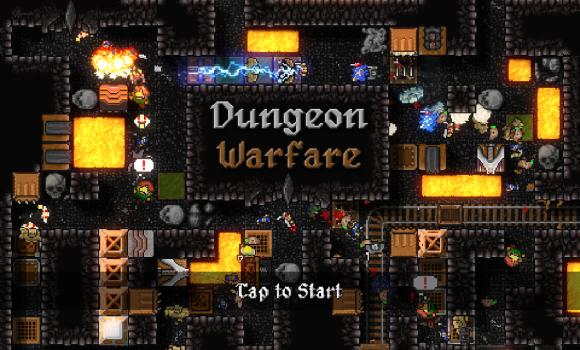 Dungeon Warfare Ekran Görüntüleri - 1