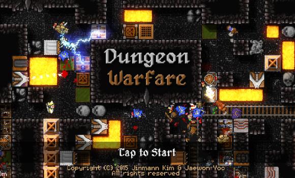 Dungeon Warfare Ekran Görüntüleri - 8