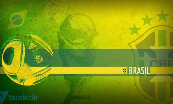 Dünya Kupası 2014 Duvar Kağıtları Ekran Görüntüleri - 2