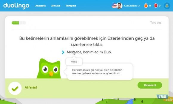 Duolingo Ekran Görüntüleri - 3