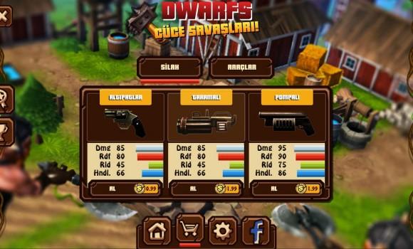 Dwarfs FPS Cüce Savaşları Ekran Görüntüleri - 4
