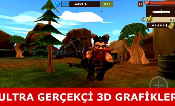 Dwarfs FPS Cüce Savaşları Ekran Görüntüleri - 2