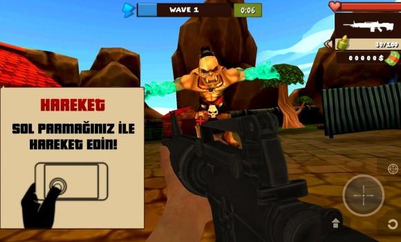 Dwarfs FPS Cüce Savaşları Ekran Görüntüleri - 1