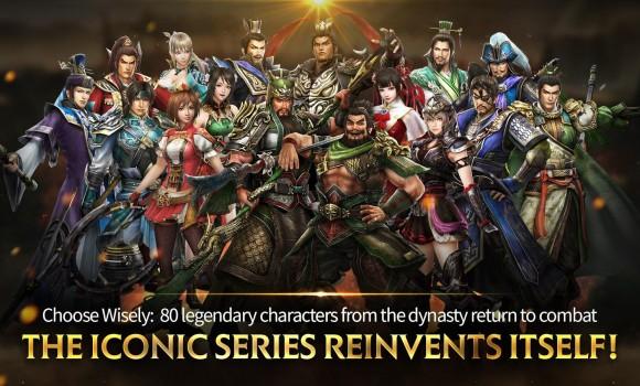 Dynasty Warriors: Unleashed Ekran Görüntüleri - 3